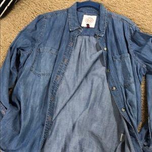 Jean jacket light weight